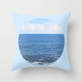 Time & Tide Throw Pillow
