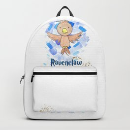 Ravenclaw - H a r r y P o t t e r inspired Backpack