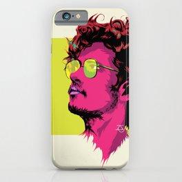 Omar Rodriguez Lopez iPhone Case