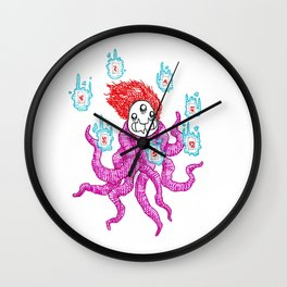 Yurei Wall Clock