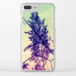 Soft Tickling 1 Clear iPhone Case