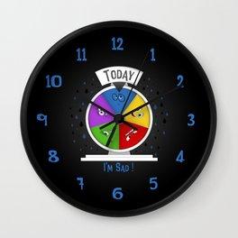 I am Sad Wall Clock