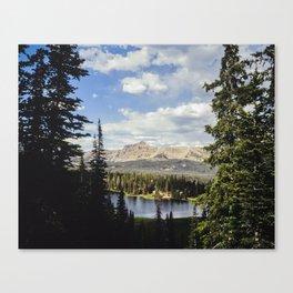 Hayden Ridge Canvas Print