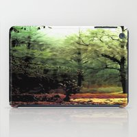 cycle iPad Cases featuring cycle by Nev3r