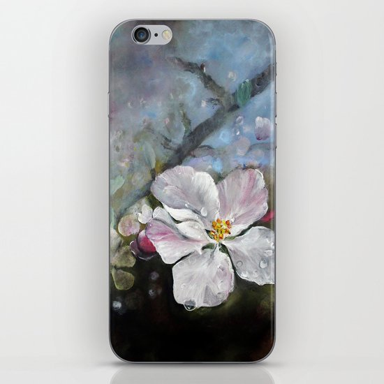 Appleblossom iPhone Skin