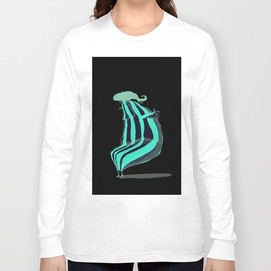 fat(fi)ness #2 Long Sleeve T-shirt