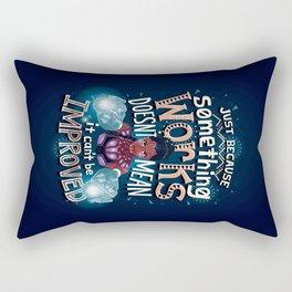 Shuri Rectangular Pillow