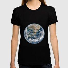 La Tierra no es Plana T-shirt