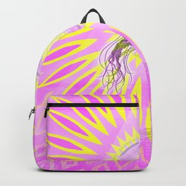 Multidimensional Medusas on godspeed Backpack