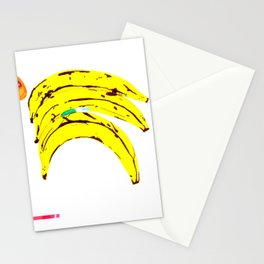 99 Plantains Stationery Cards