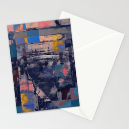 disquiet twenty (chess with holofernes) Stationery Cards