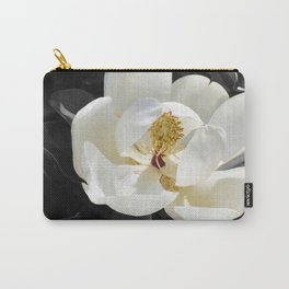 Steel Magnolias - Sweet scented white Magnolia flower Carry-All Pouch
