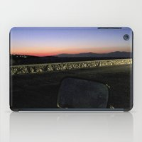motorbike iPad Cases featuring Motorbike Vision by Cassandra Evelyn