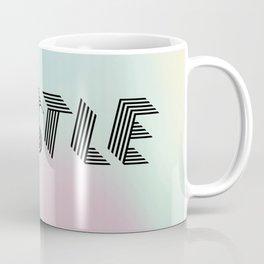 Hustle Gradient (everyday 6/365) Coffee Mug