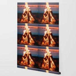 Campfire Wallpaper