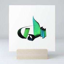 Salma Mini Art Print