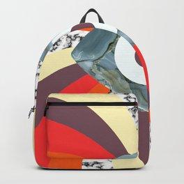 Hypno Retro Eye Backpack