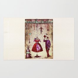 love and other fairytales Rug