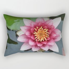 LILY PAD KOI Rectangular Pillow