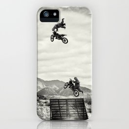 gozillas ride iPhone Case