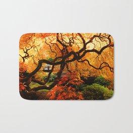 Japanese Garden Maple Bath Mat