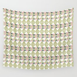 Pink Shadow - PS005 Wall Tapestry