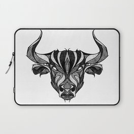Signs of the Zodiac - Taurus Laptop Sleeve