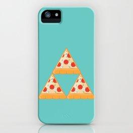 Tri-Pizza iPhone Case