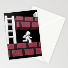 Inside Lode Runner Stationery Cards