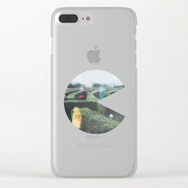 Sir, We Are Hunting Ghosts Clear iPhone Case
