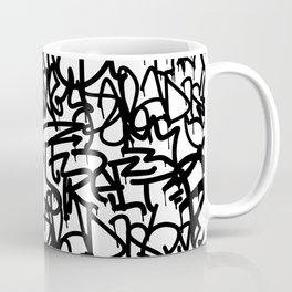 Graffiti Pattern | Street Art Urban Graphic Coffee Mug