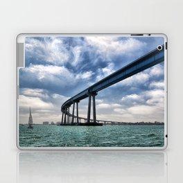 Coronado Bridge Laptop & iPad Skin