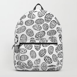 Egg Doodles Backpack