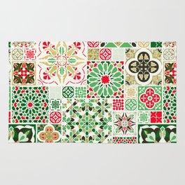 Moroccan Christmas Rug