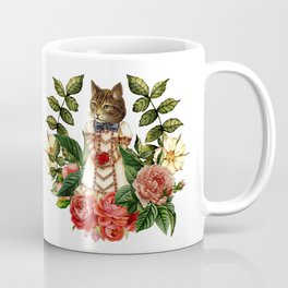 The Rabbit and the Cat Coffee Mug