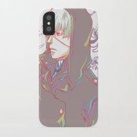 fringe iPhone & iPod Cases featuring Fringe by kamikaze43v3r