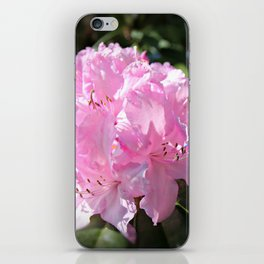 Rhododendron Square iPhone Skin
