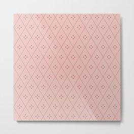 Mae Pattern XIII Metal Print