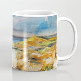 The Dunes in Ostend Coffee Mug