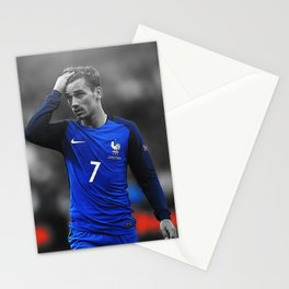 Antoine Griezmann Stationery Cards
