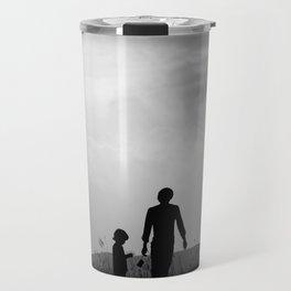Silhouettes Travel Mug