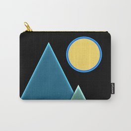 Sun, wind and mountains  Carry-All Pouch