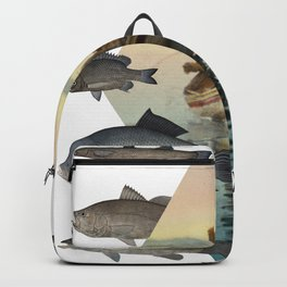 The old man and the sea Backpack