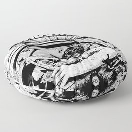 Sabotage Floor Pillow