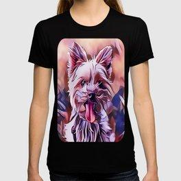 The Australian Silky Terrier T-shirt
