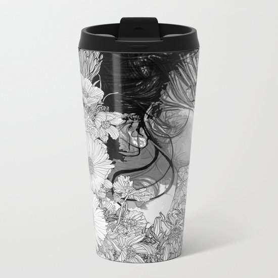 I'm Lost Metal Travel Mug