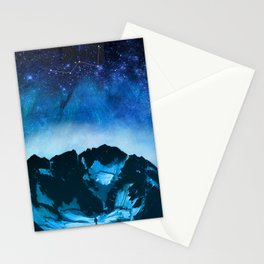 Cassiopeia Night Stationery Cards