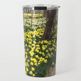 Daffodil Field Travel Mug