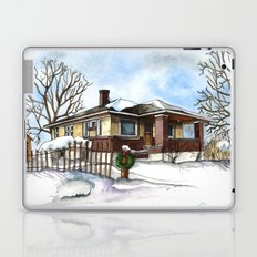 A Bungalow in the Country Laptop & iPad Skin