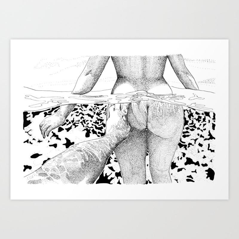 Love art prints society6 for Posters art prints